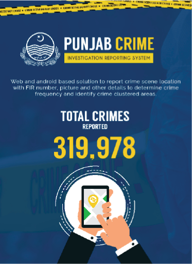 Crime Mapping | PITB
